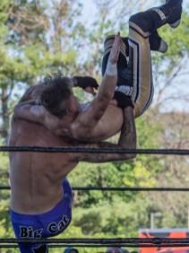 F1rst Wrestling Bill Williams vs Shane Black vs Carver of Cutters Alley 081521 8157