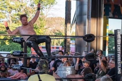 F1rst Wrestling Darin Corbin vs Effy 081521 8374