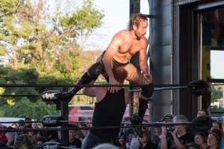 F1rst Wrestling Darin Corbin vs Effy 081521 8399