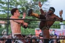 F1rst Wrestling Jah C vs Dante Martin 081521 8529