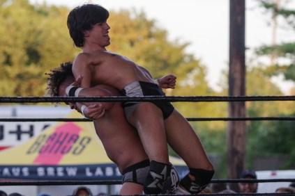 F1rst Wrestling Tre Lamar vs Starboy Charlie 081521 8431