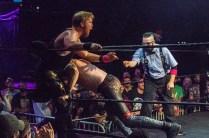 First Wrestling Wrestlepalooza Darin Corbin vs Danhaussen 00994
