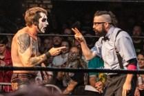 First Wrestling Wrestlepalooza Darin Corbin vs Danhaussen 01030