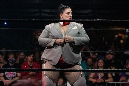 First Wrestling Wrestlepalooza Deeva Rose 00855
