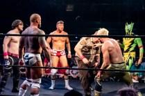 First Wrestling Wrestlepalooza Iron Rebel Renny D vs Brandon Gore vs Scott Story vs Rylie Jackson vs Deputy Rob Justice vs Atomic Super Thunderfrog 01195