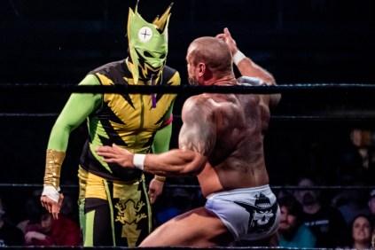 First Wrestling Wrestlepalooza Iron Rebel Renny D vs Brandon Gore vs Scott Story vs Rylie Jackson vs Deputy Rob Justice vs Atomic Super Thunderfrog 01288