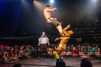 First Wrestling Wrestlepalooza Starboy Charlie vs Devon Monroe vs Dante Martin 00823