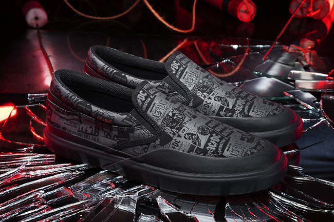AC/DC Collabs With DC Shoes For Shirts