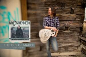 Myles Kennedy Ides Of March Tour @ Uptown Theatre