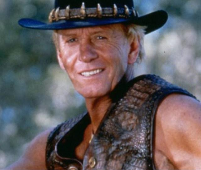 Paul Hogan Doesnt Want A Female To Play Crocodile Dundee 101 5 The Eagle