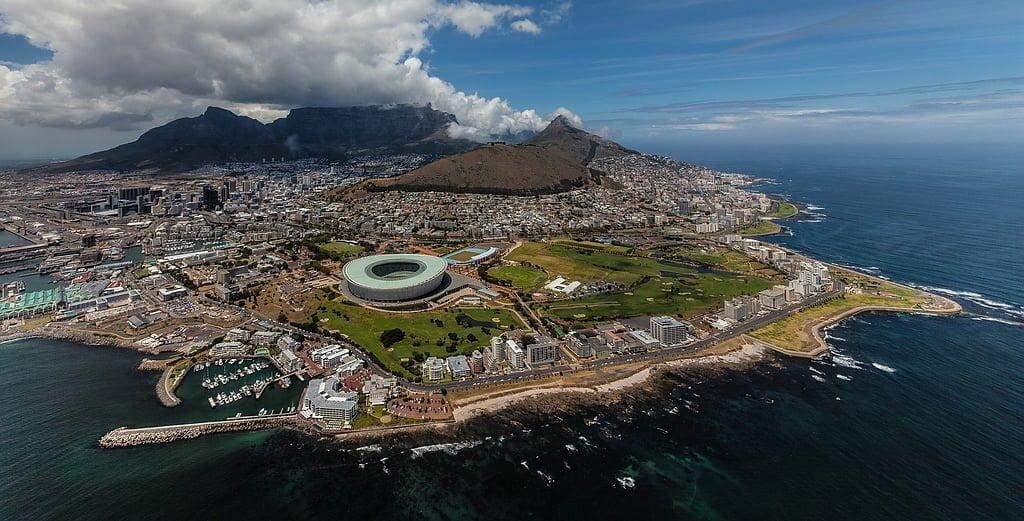 Cape Town, Güney Afrika