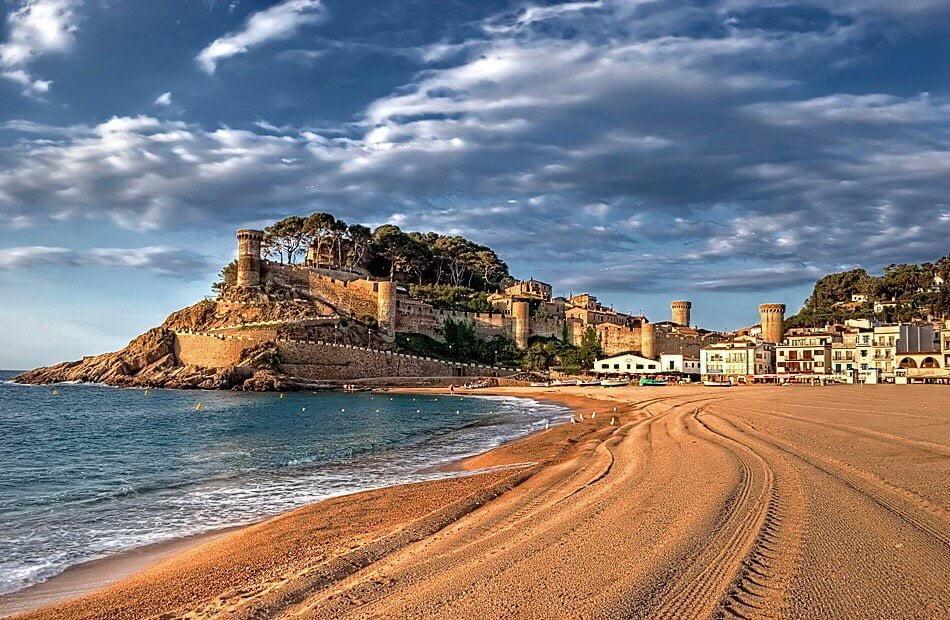 costa brava, katalonya