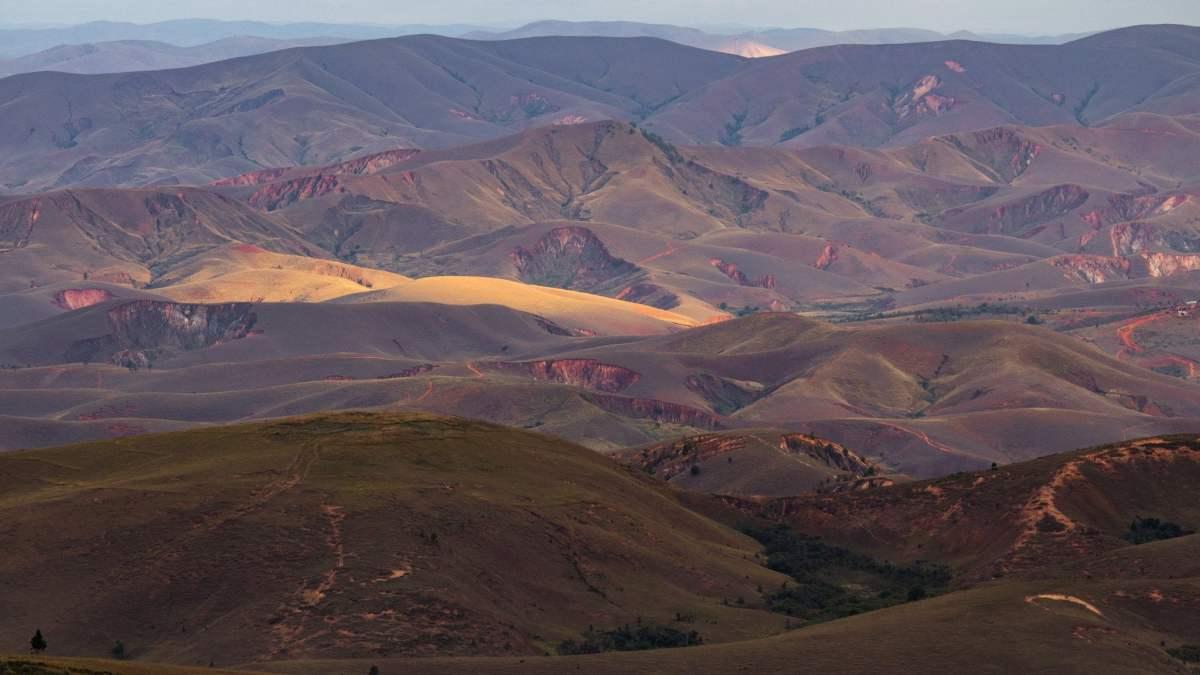 Madagaskar Dağları