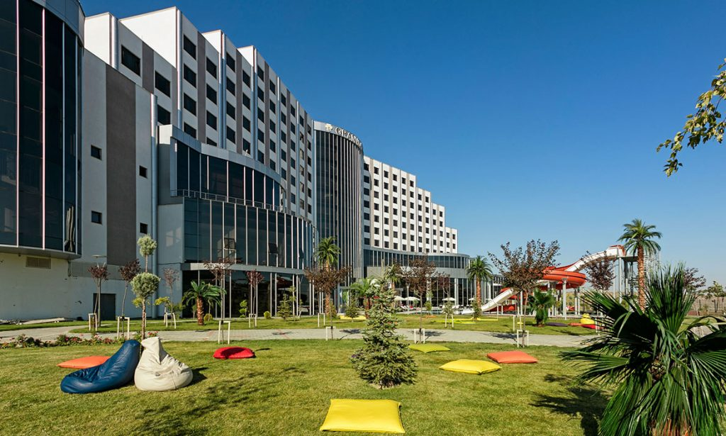 Grannos Thermal HotelL & Convention Center