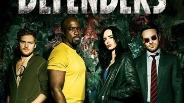 marvel the defenders