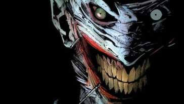 Batman Death of the Family Joker Dark