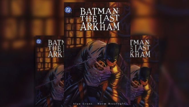 Batman The Last Arkham