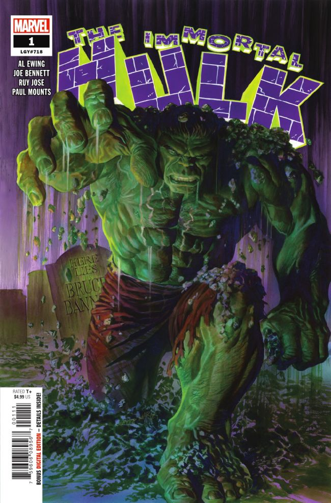 The Immortal Hulk