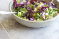 Tofu Amaranth Salad