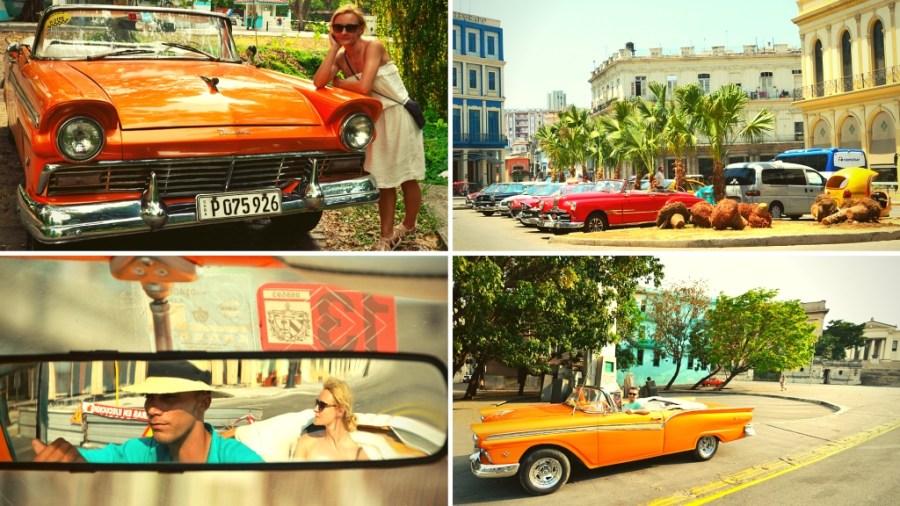 Kuba Cars