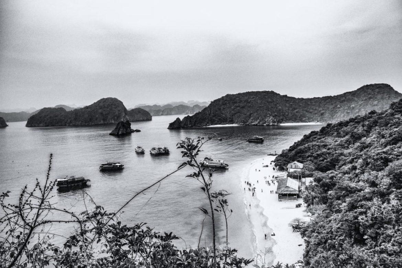 plaża Wietnam