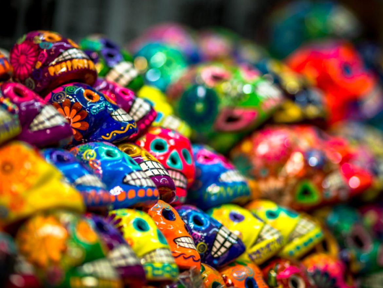 Santa Muerte, kult śmierci