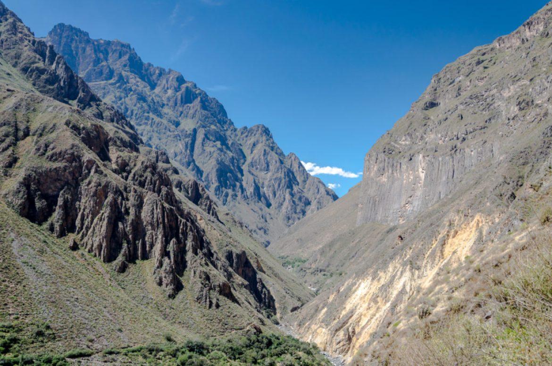 Peru Kanion Colca