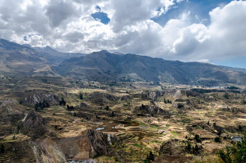 Doliny Inków, Peru