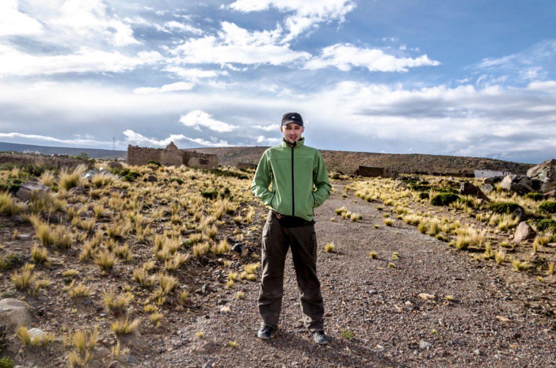 Przełęcz Wiatrów, Peru