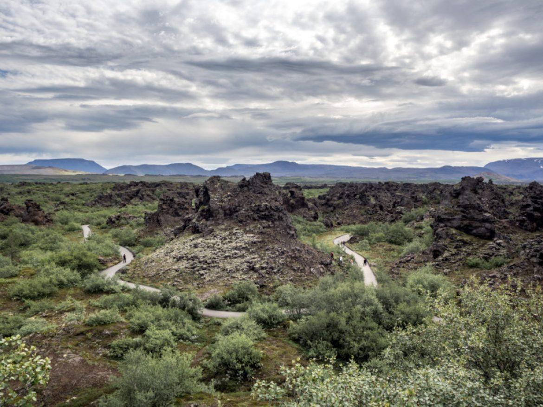 Islandia Myvatn