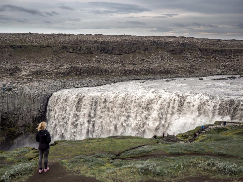 Islandia Dettifoss