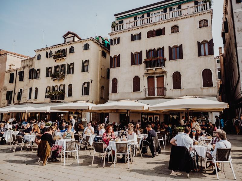 Wenecja restauracje