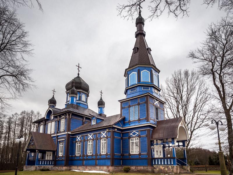 Cerkiew w Puchłach