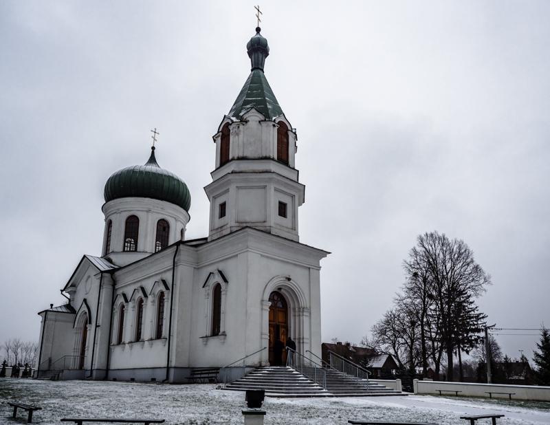 Cerkiew w Narewce