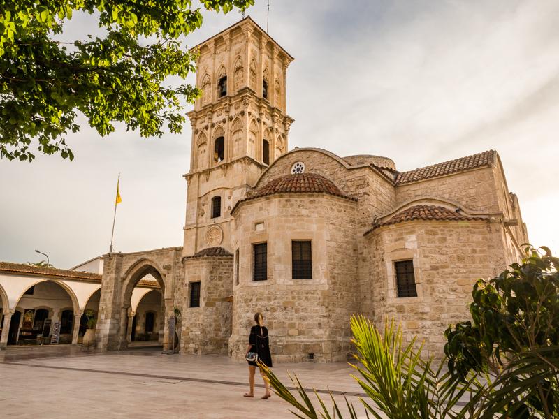 zwiedzanie Larnaki