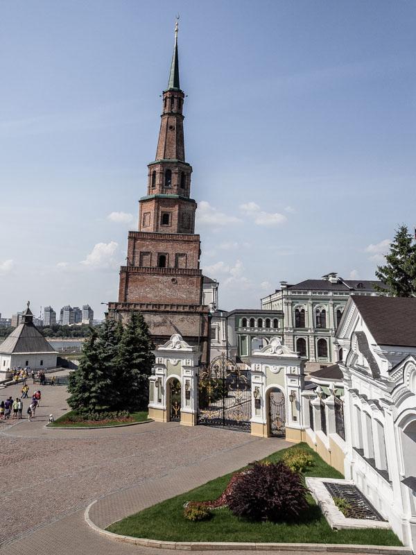 ciekawe miejsca w Kazaniu