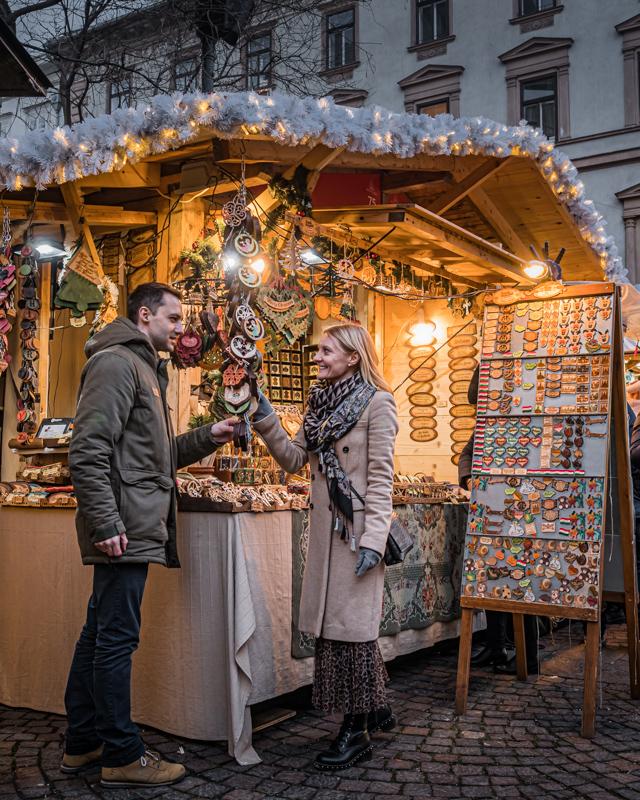 Jarmark Bożonarodzeniowy Budapeszt