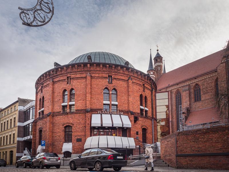 Toruń na weeknd