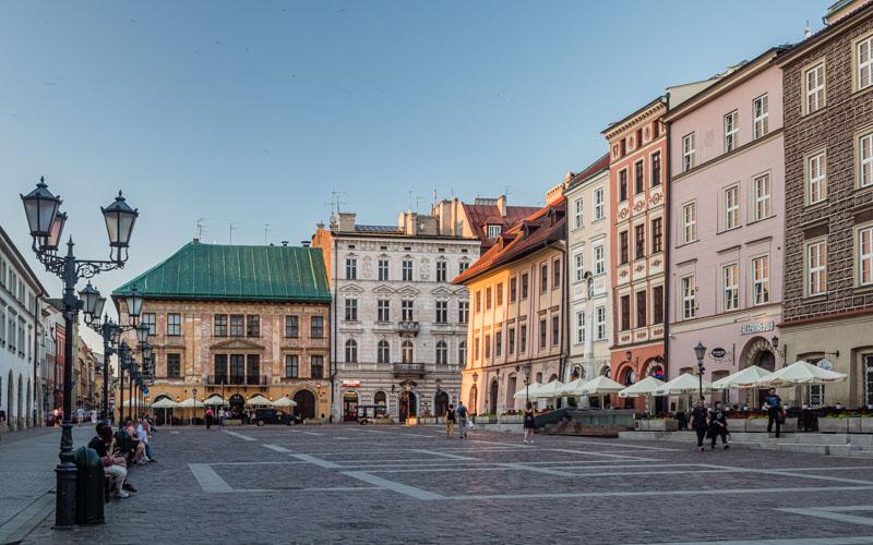 Mały Rynek, Kraków