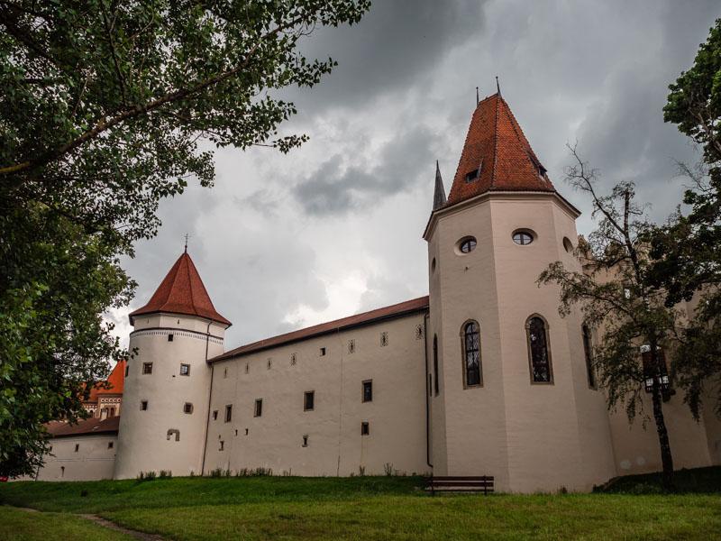 Zamek w Kieżmarku
