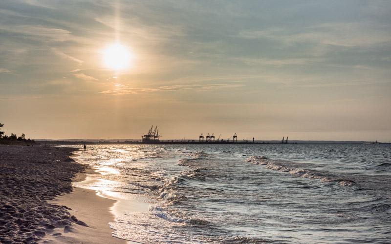 Plaże Gdańs