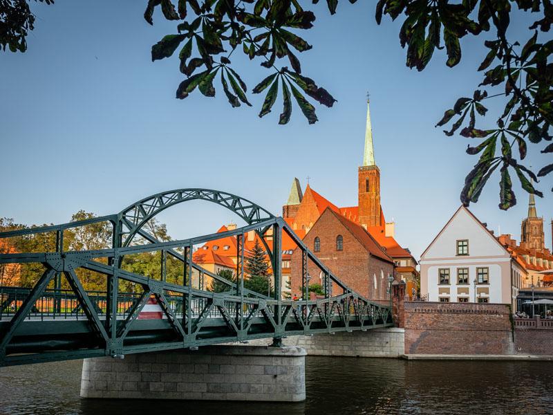Wrocław atrakcje