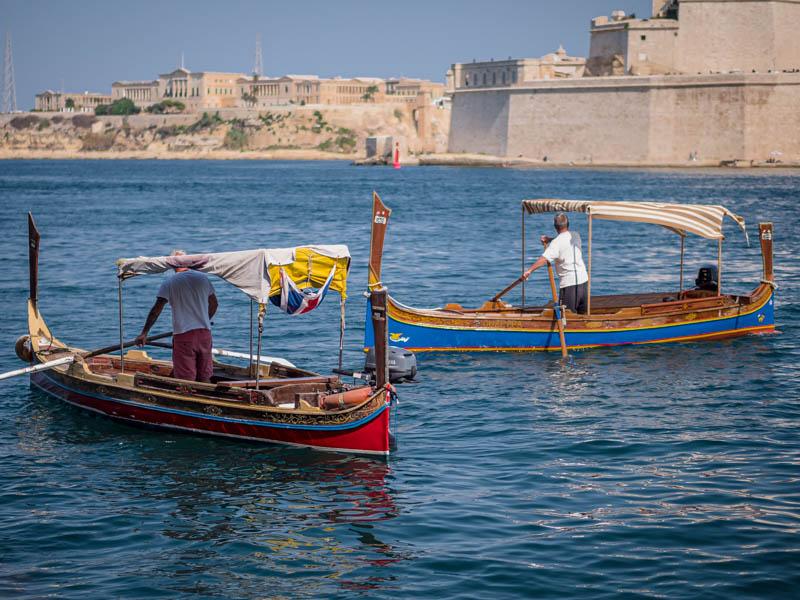 Malta atrakcje