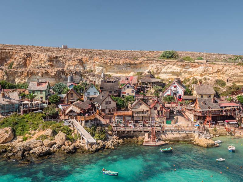 atrakcje Malty