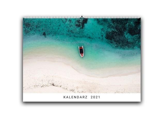 Kalendarz podróżnika 2021