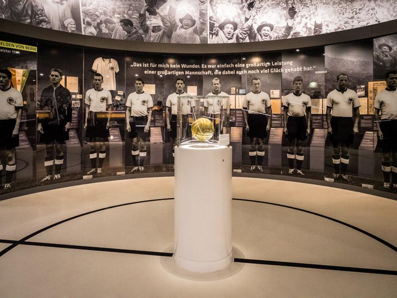 Niemieckie Muzeum futbolu