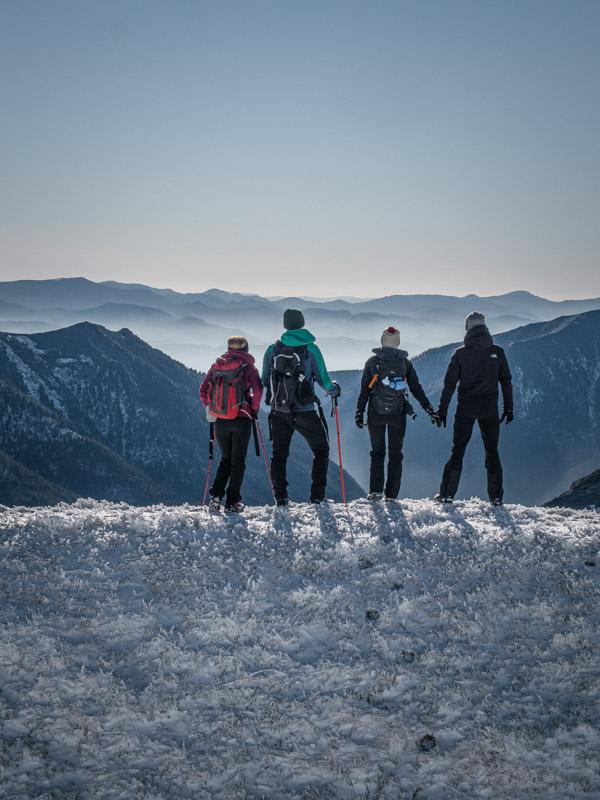 Tatry szlaki piesze