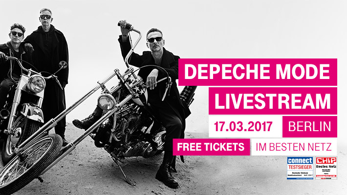 Live in Berlin 2017.03.17 - live blog