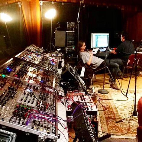 Producenci nowej płyty depeche MODE