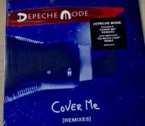 Cover Me - okładka CD - przód